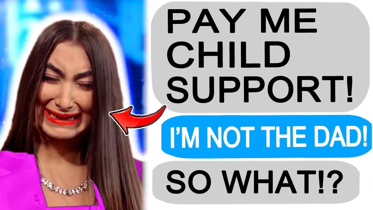 """r/Entitledparents """"KAREN DEMANDS CHILD SUPPORT!"""""""