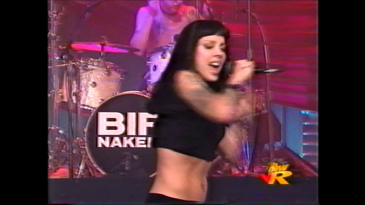 Opinion Bif naked moment of weakness happens