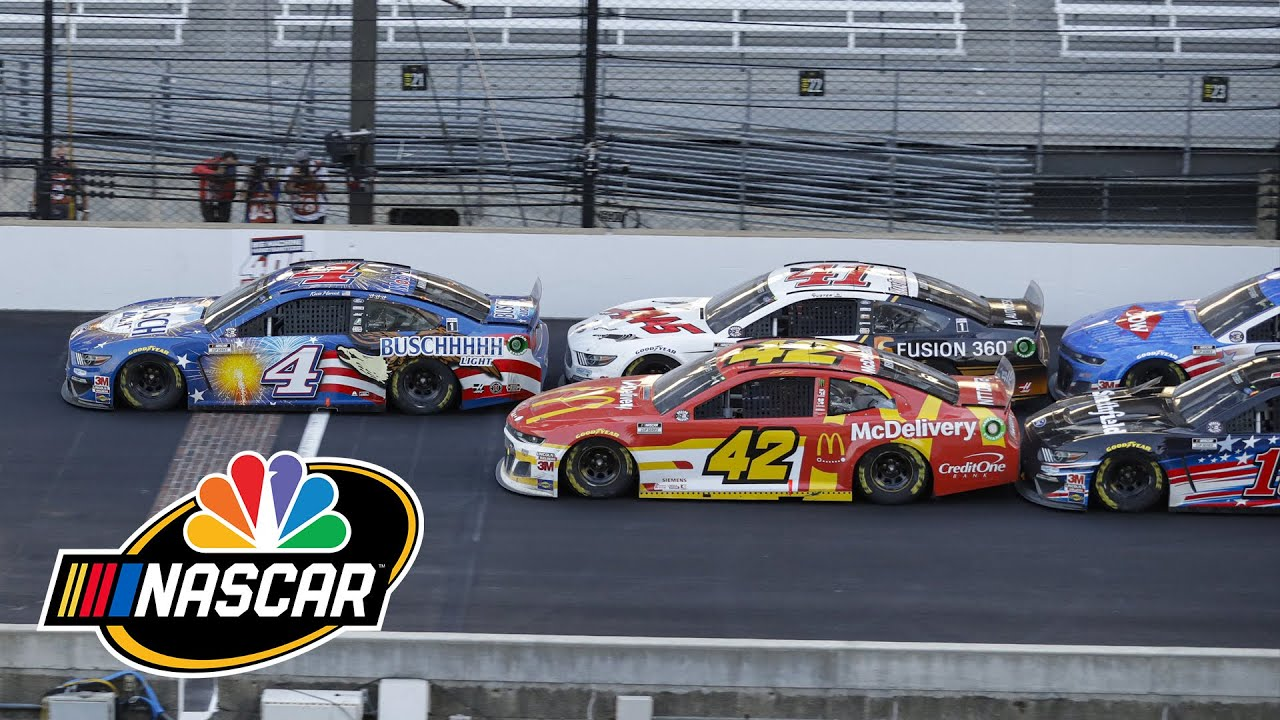 NASCAR Cup Series: Brickyard 400 at Indianapolis | EXTENDED HIGHLIGHTS | 7/5/20 | Motorsports on NBC