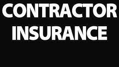 Contractor liability insurance | Professional Indemnity | Employers Liability