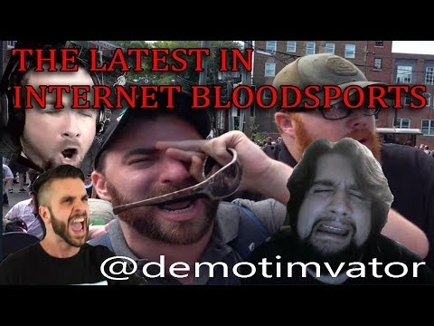 The Latest In Internet Bloodsports