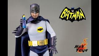 Hot Toys Batman 66 Adam West Review