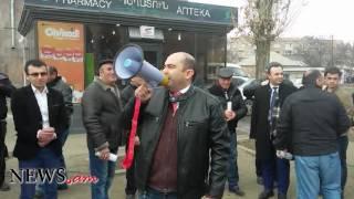 «Ելք» դաշինքը քարոզարշավը Լոռիում սկսեց ավտոերթով