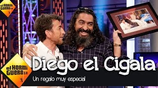 """Diego El Cigala: """"El flamenco es un estado de ánimo"""" - El Hormiguero 3.0"""
