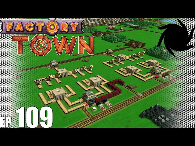 Factory Town Grand Station - 109 - Magic Crystal Setup