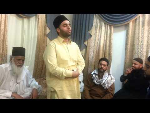 Naat Paak by Brother Saqib Javed in Madinah Paak