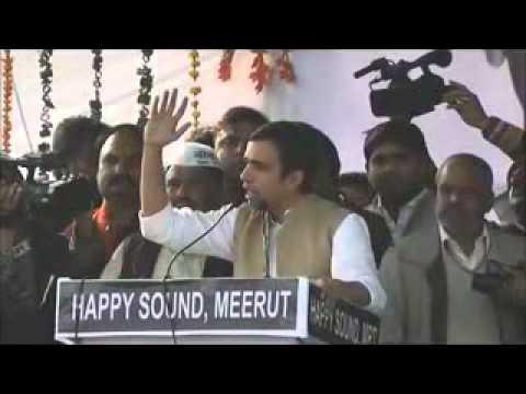 Rashtriya Lok Dal Sankalp Rally at Agra on 30.01.2014