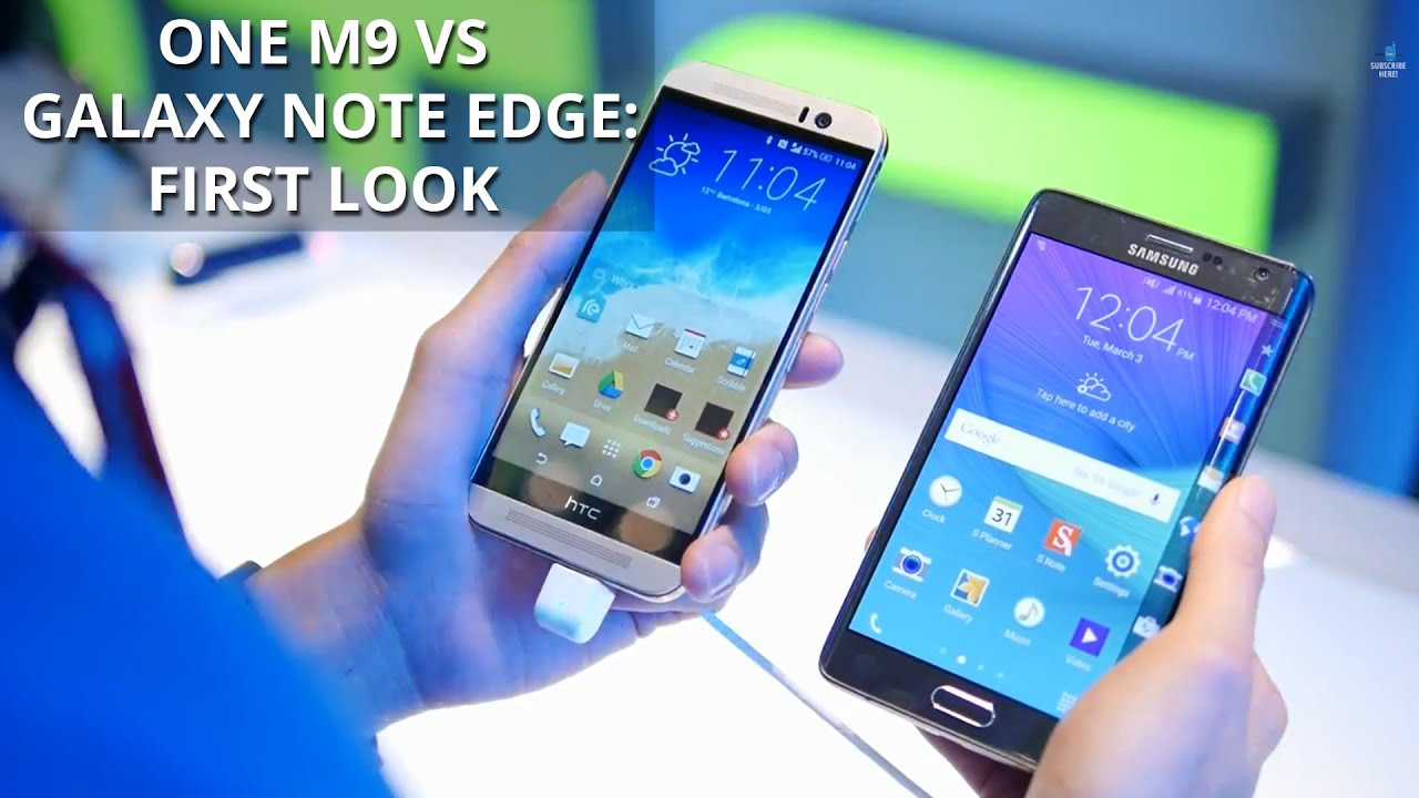 Samsung galaxy note 5 vs htc one m9 plus a comparison - Samsung Galaxy Note 5 Vs Htc One M9 Plus A Comparison 6