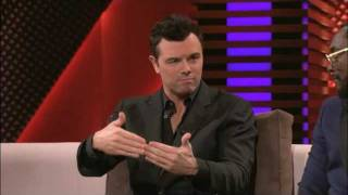 Seth MacFarlane on the controversial 9/11 Family Guy storyline - ROVE LA