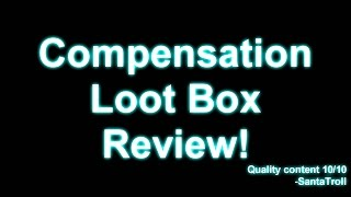 [Loot Box Review] Compensation Capsule Opening - S4 League Luck | DAN1yuXte.