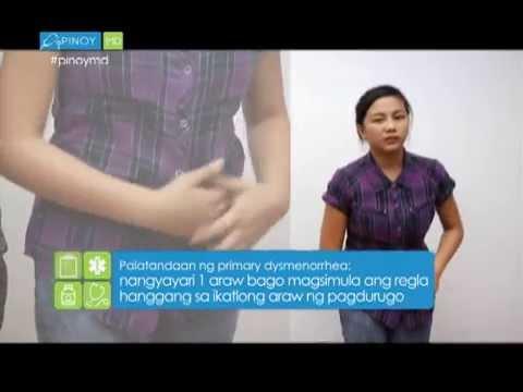 Say goodbye to dysmenorrhea!   Pinoy MD