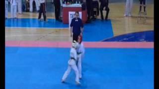 XXX campeonato nacional shinkyokushinkai logroño kumite
