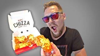 ПИЦЦА В KFC!