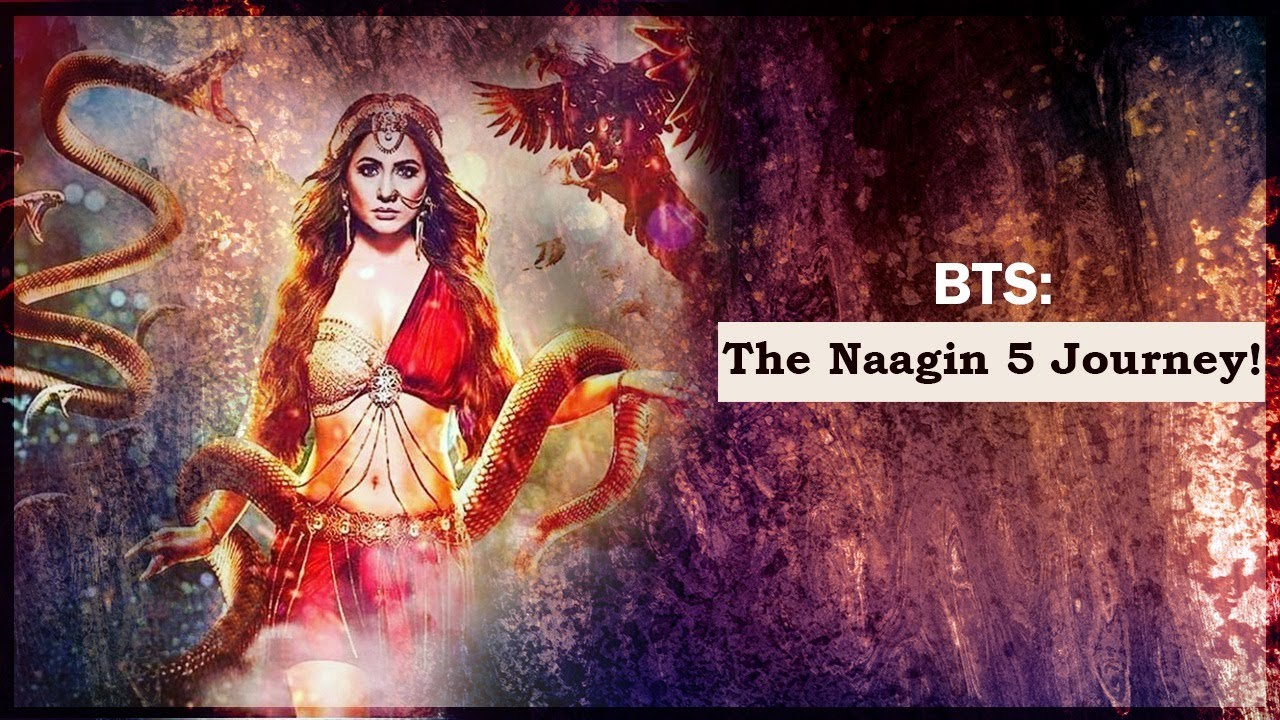 BTS: The Naagin 5 Journey l Behind The Scenes Journey Of Naagin 5 With Hina Khan