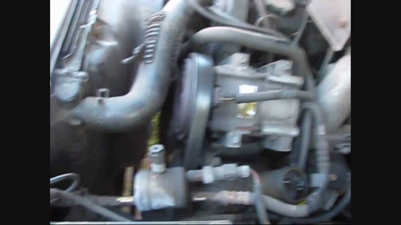 1999 Mazda B3000 Engine Diagram Replacing Ac Compressor On 1995 Ford Ranger Youtube