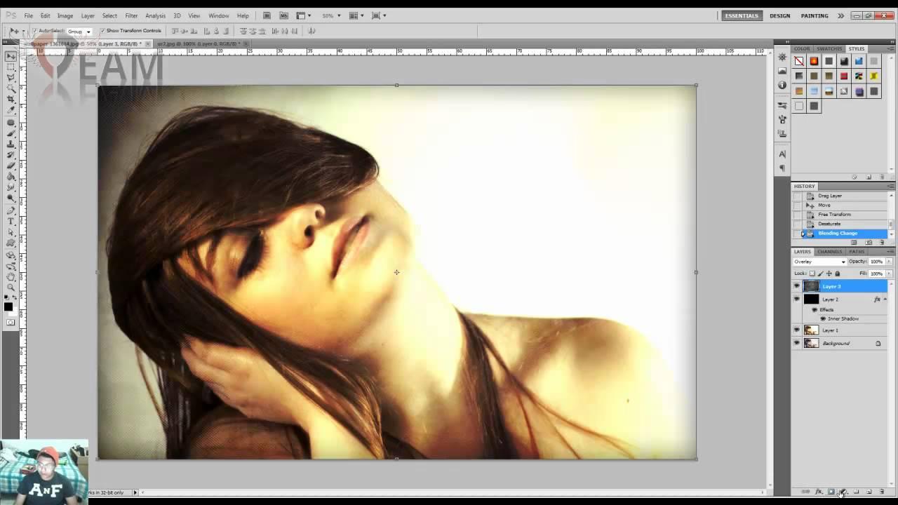 50 tutoriales de photoshop con asombrosos efectos | oye juanjo!