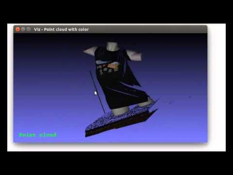 GSoC 2015 OpenCV Structured Light
