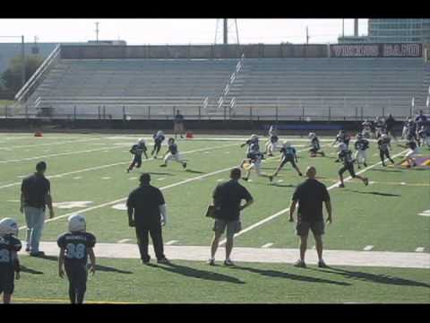 Des Plaines Jr. Warriors 2011 Jr. PeeWee Highlights