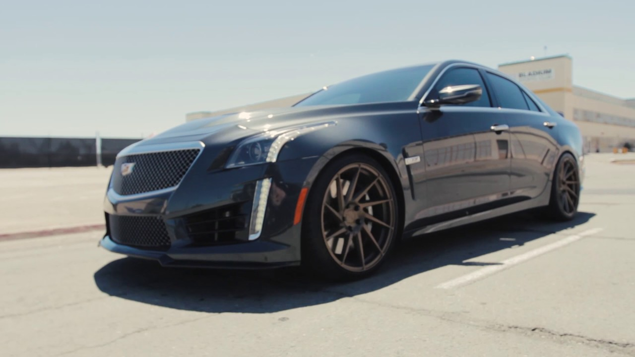 2016 Cadillac Cts V D3 Built Race Tech Forged Wheels