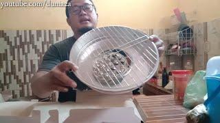 HAPPY CALL GRILL HIRO Alat Panggang Kompor Gas Fancy Roaster 32cm