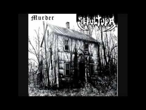 Sepultura - Murder Album - Raridade Single
