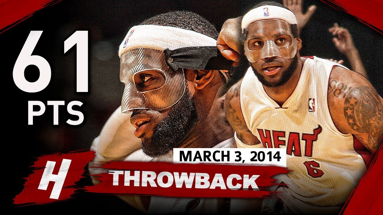 The Game MASKED LeBron James BECAME a