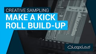 Creative Sampling | How to Get Better Kick Drum Rolls | Loopcloud Ableton Live Tutorial