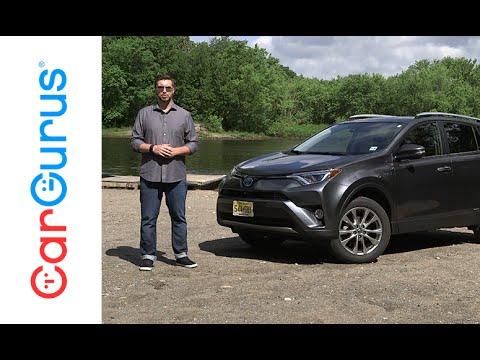 2016 Toyota RAV4 Hybrid | CarGurus Test Drive Review