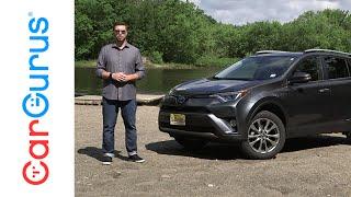 Toyota RAV4 Hybrid 2016 Videos