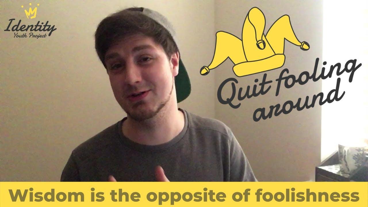 Quit Fooling Around Pt.1