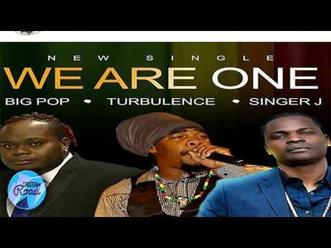 Big Pop x Turbulence x Singer J - We Are One - July 2017