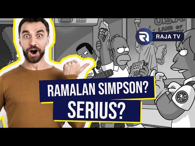 Ramalan The Simpson Tentang Kondisi Dunia