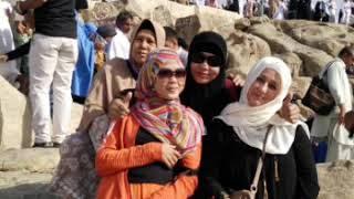 Perjlnan umbroh  bersma travel RAMANI 2018