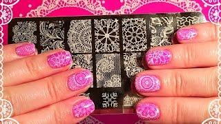 Стемпинг на Гель-лак Коди (Kodi).Stamping nail art.Обзор Гель Лака Kodi.