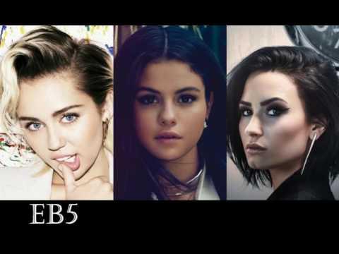 Vocal Battle: Miley VS Selena VS Demi 2016 C3 - Bb5 - C#6