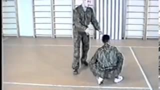 ч1-6 Основные #контратаки сидя на полу #Боевое самбо Combat #Sambo Martial Art #рукопашный_бой