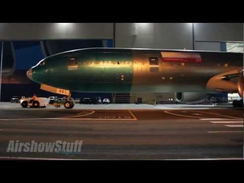 The 1000th Boeing 777 Roll Out - Everett, WA - AirshowStuff Magazine