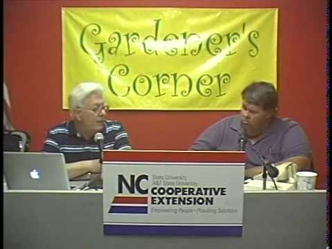Gardeners Corner 9/19/14 : Biological and Organic Pesticides & Insecticides