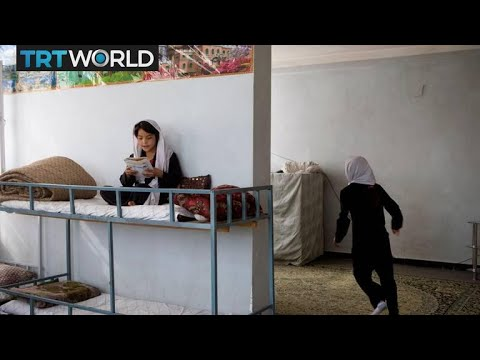 Turkey-Afghanistan Relations: Turkish aid agency builds Afghan orphanage