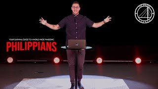 Philippians | How To Have A Missionary Mindset | Eric Van Schoonhoven