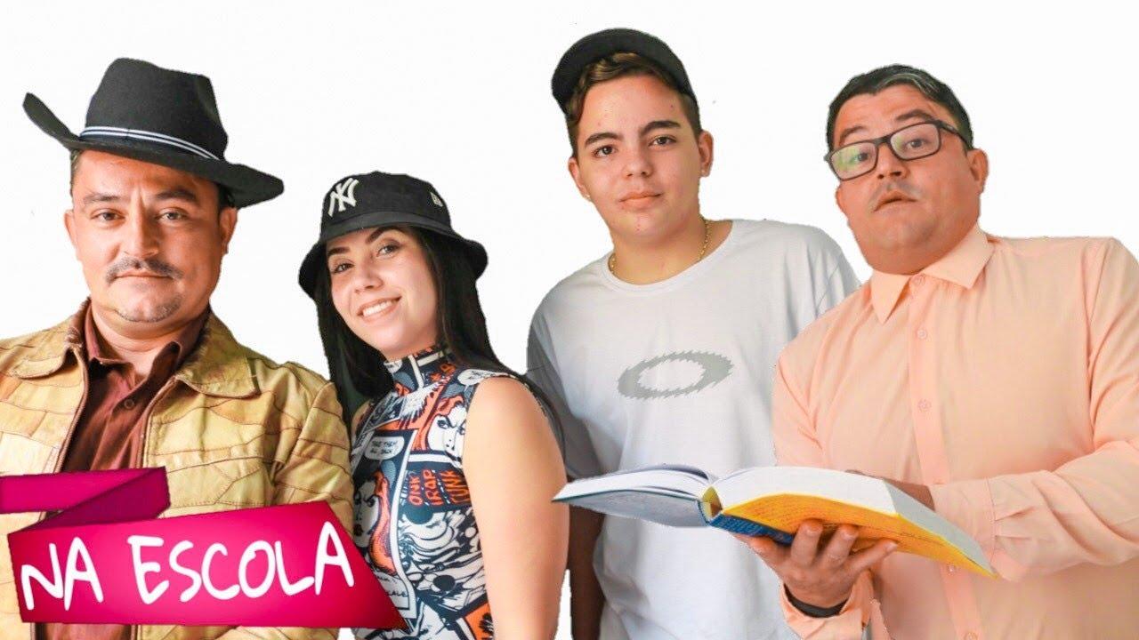 MC Kevinho,  Anitta e Zé Neto e Cristiano Respondendo com Música NA ESCOLA