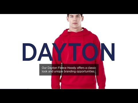 Dayton Fleece Hoody