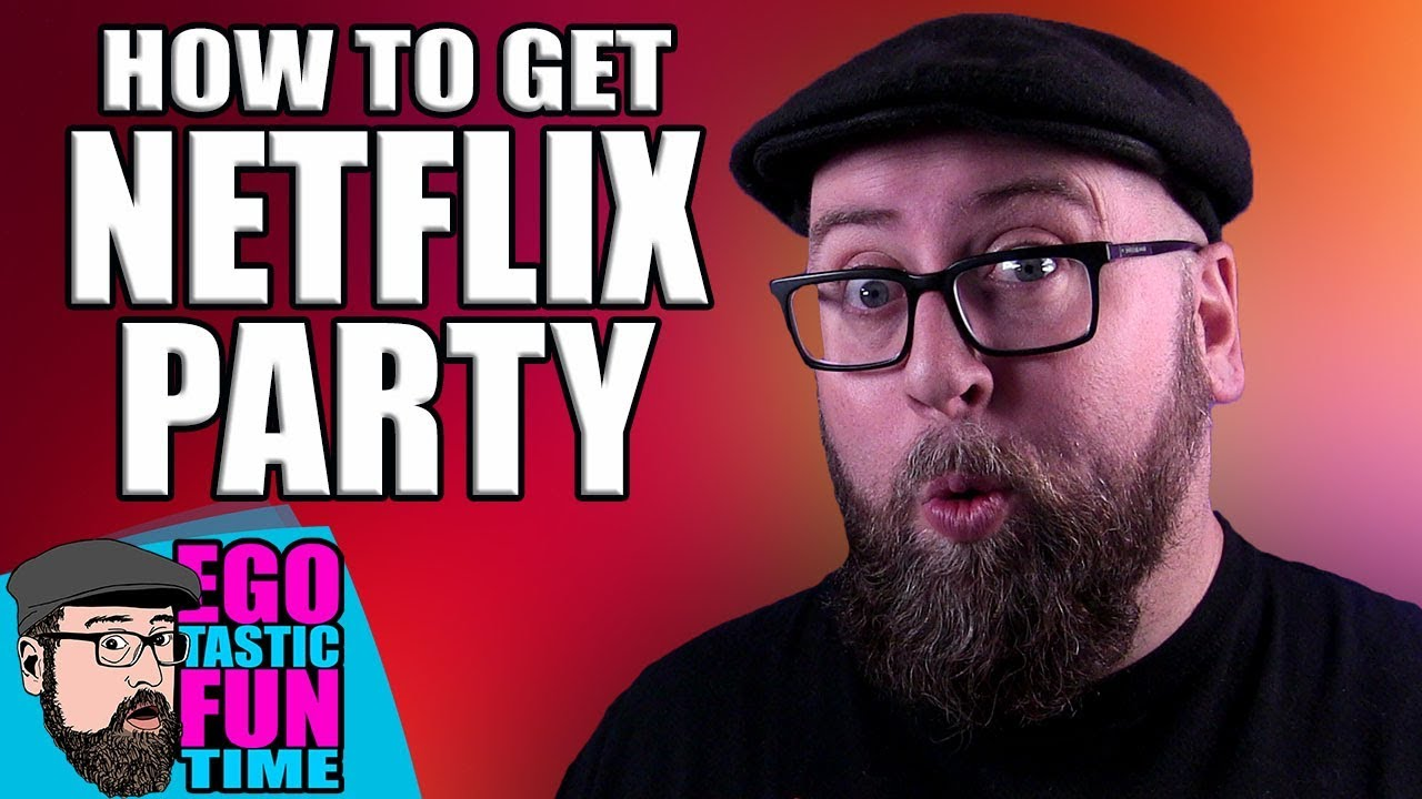 How to Use the Netflix Party Chrome Extension
