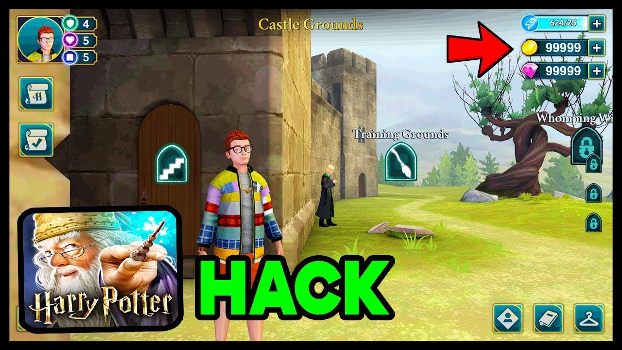 Image result for Harry Potter Hogwarts Mystery Hack cheats