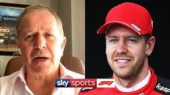Why did Sebastian Vettel leave Ferrari and where will he go next?