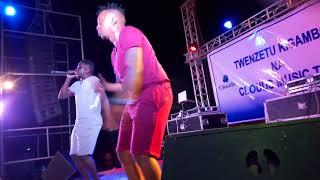 Show ya Twenzetu kigamboni.