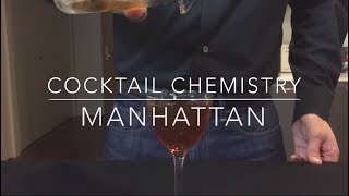 Basic Cocktails - How To Make The Manhattan