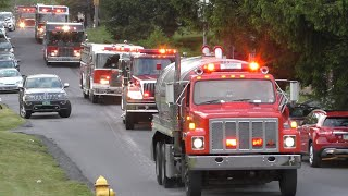 Englewood Block Party Fire Truck Parade 2019