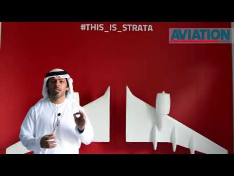 AVB takes a day trip to Al Ain to visit Strata Manufacturing