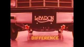 Chrysler Master Tech - 1977, Volume 77-4 LeBaron and Diplomat Technical Highlights